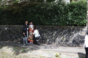 京都でのロケーション撮影レポート①【滋賀ブライダルフォトワークス】