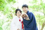 写真で残す結婚式は滋賀が最高!滋賀県彦根市 玄宮園にて