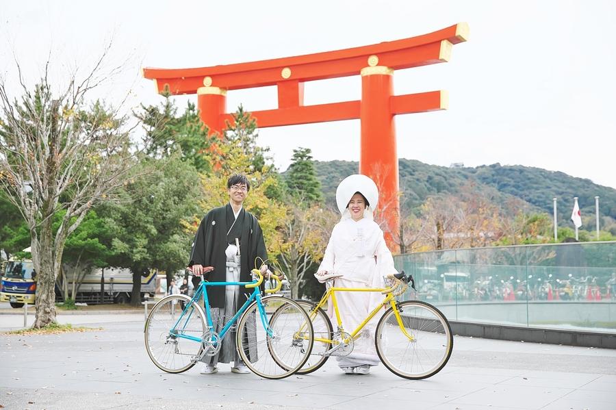 滋賀京都でフォトウェディング・前撮りをするなら滋賀ブライダルフォトワークス