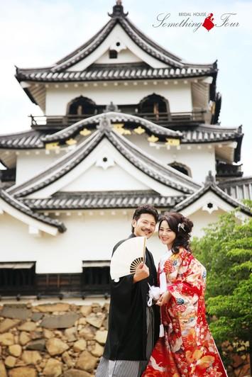 フォトスポット紹介「彦根城天守閣」