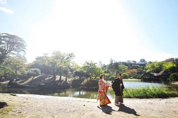 フォトスポット紹介【彦根市 庄堺公園】