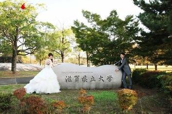 フォトスポット紹介「滋賀県立大学」