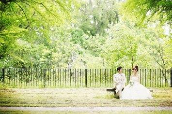 オススメの洋装ロケーション撮影場所をご紹介!!〜曽根沼緑地公園〜