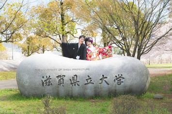 オススメの洋装ロケーション撮影場所をご紹介!!〜県立大学〜