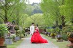 【ローザンベリー多和田】ドレスにぴったりのロケーションスポット