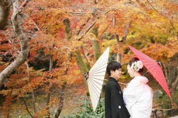 【早期特典有】大人気紅葉シーズン11月の撮影のご予約承り中