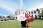 アニメの聖地!映画にも使われている旧豊郷小学校での前撮り