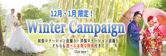 【12月1月限定】令和最初の冬 選べる特典付きスペシャルウィンタープラン